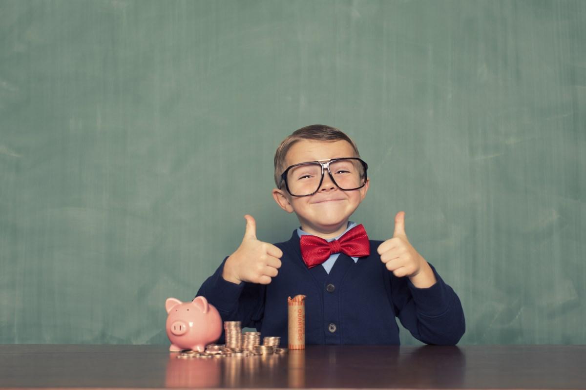 Дети и деньги. О чем стоит говорить, а о чем молчать