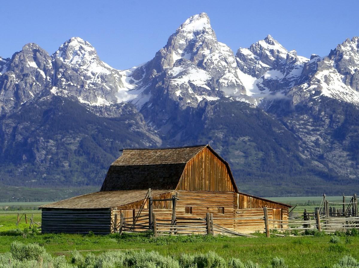 USA family road trip: Юта, Айдахо, Вайомінг