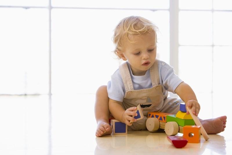 О пользе деревянных игрушек