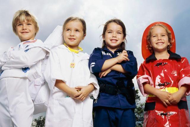 Будущая профессия ребенка. Задача мамы – не мешать