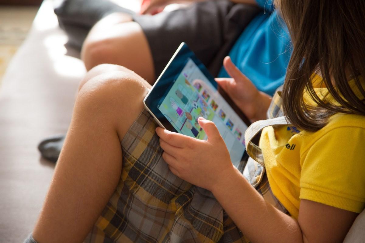 6 кращих мобільних ігор для найменших