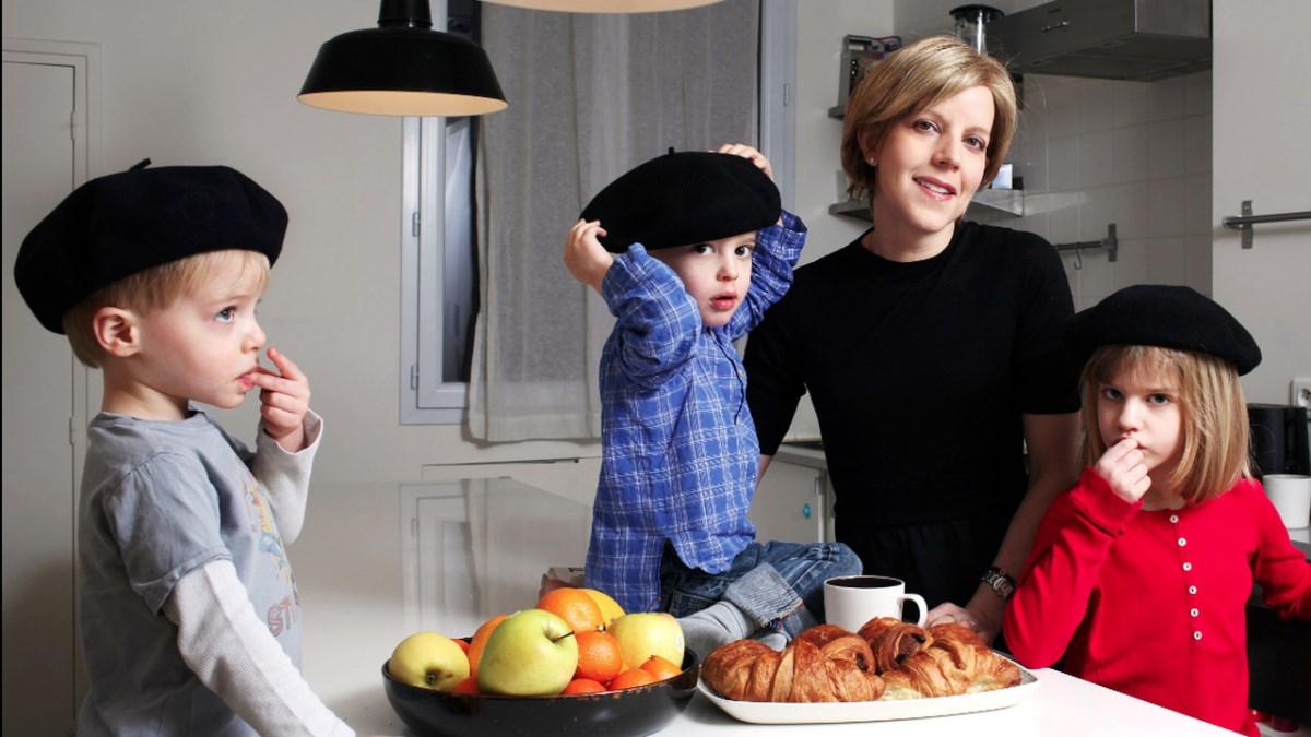 Памела Друкерман, автор бестселлера о воспитании детей «Французские дети не плюются едой»
