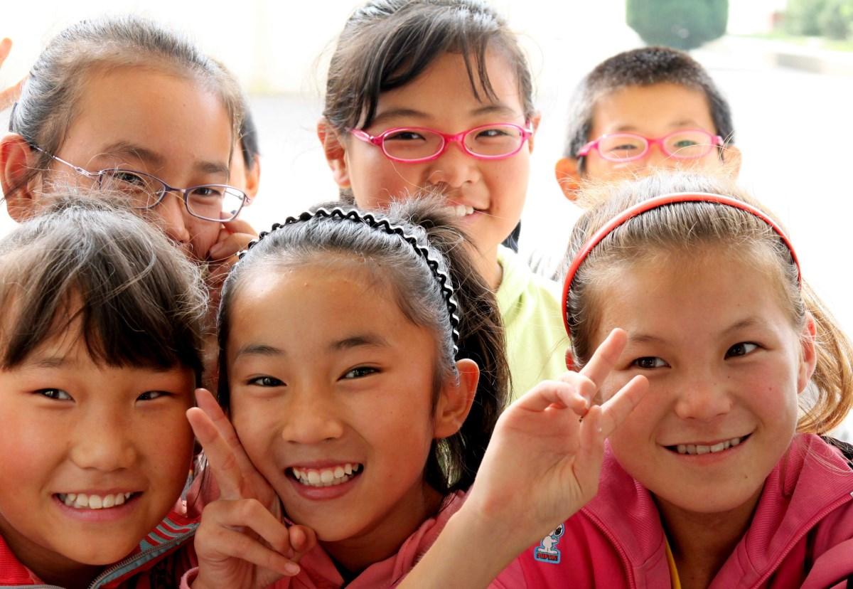Особенности воспитания детей в Китае
