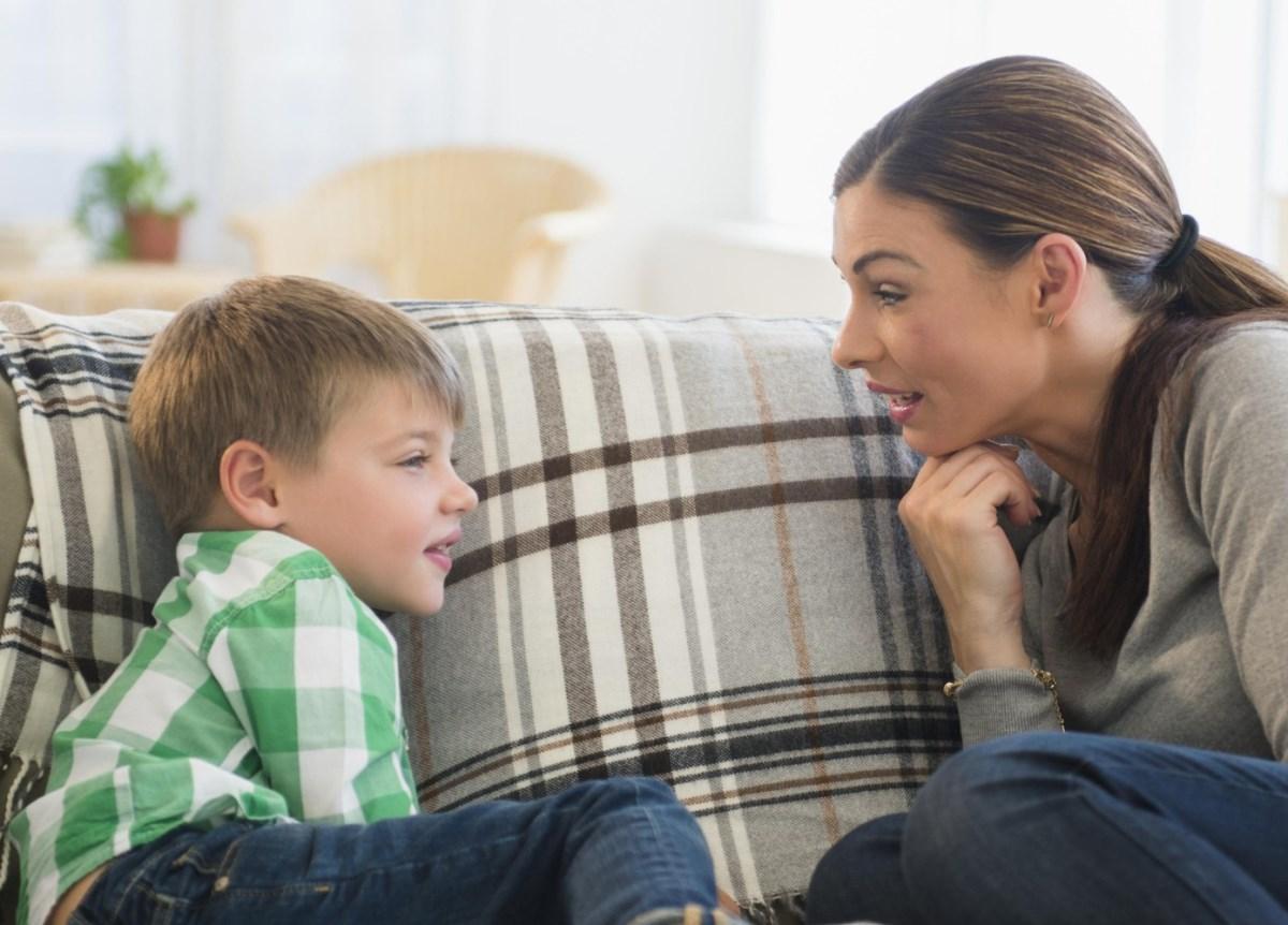 Как разговаривать с ребенком о сексе
