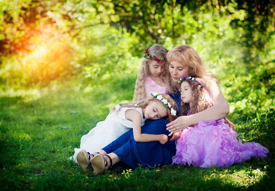 Вся правда о том, как это быть мамой тройни