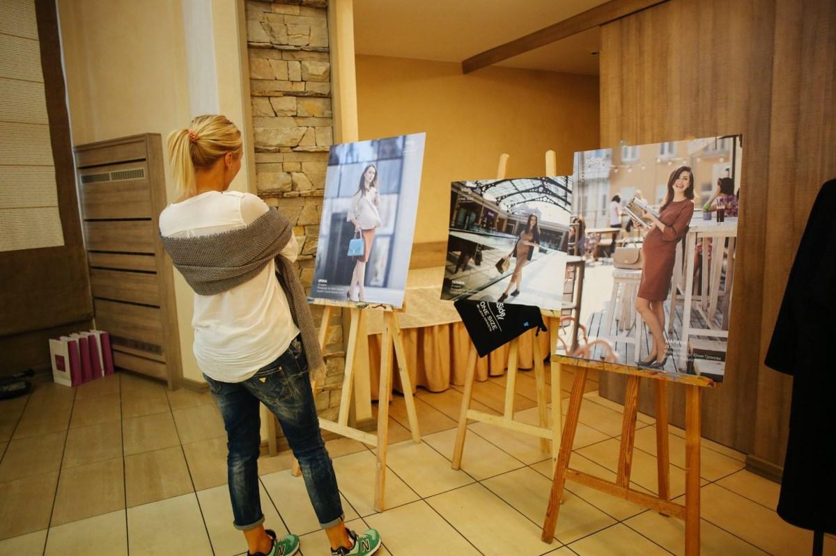 Клиника ISIDA и Елена Кравец представили проект «Беременность – это красиво и модно»