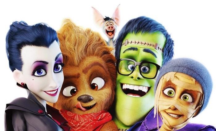 13 страшных мультиков на Хеллоуин