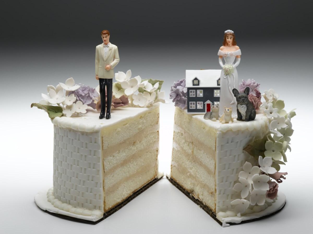 Любовь, развод и дети