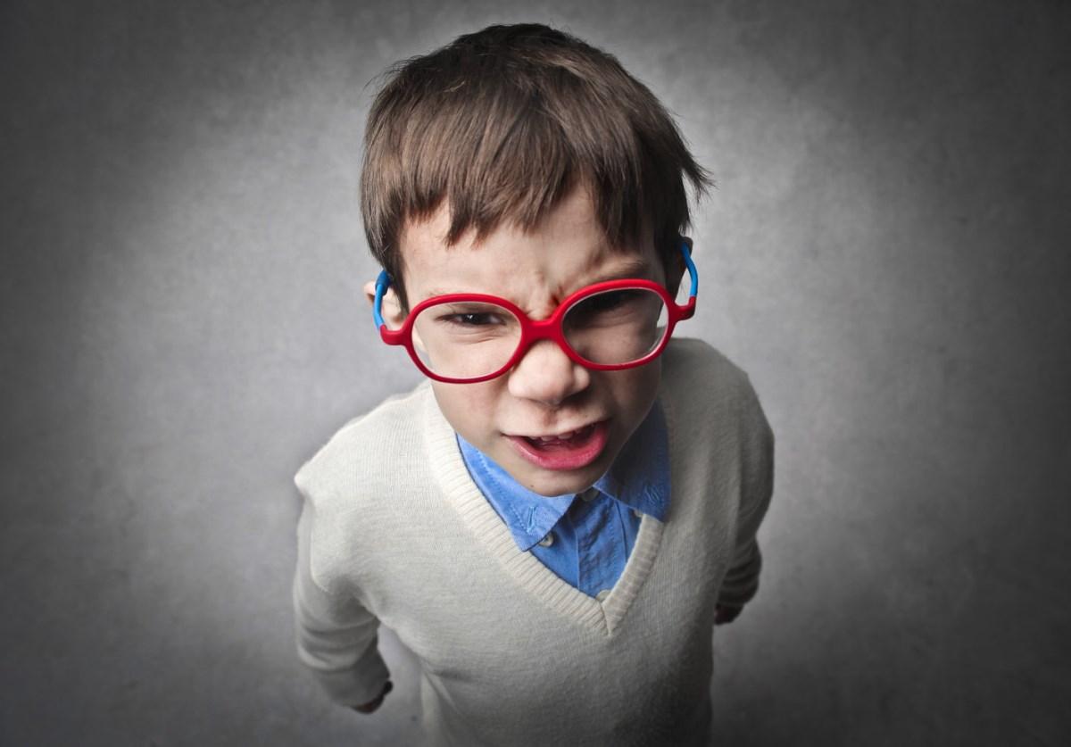 Агрессия у детей: выход есть