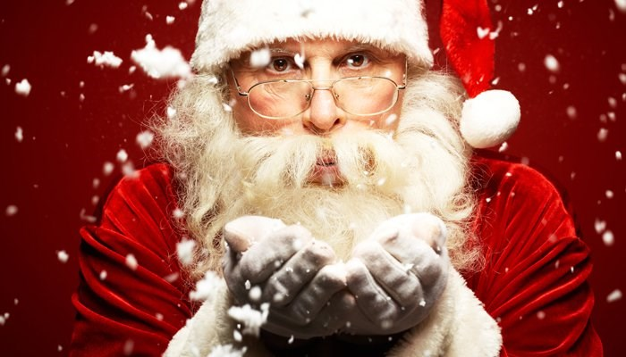 Наконец-то, Дед Мороз!