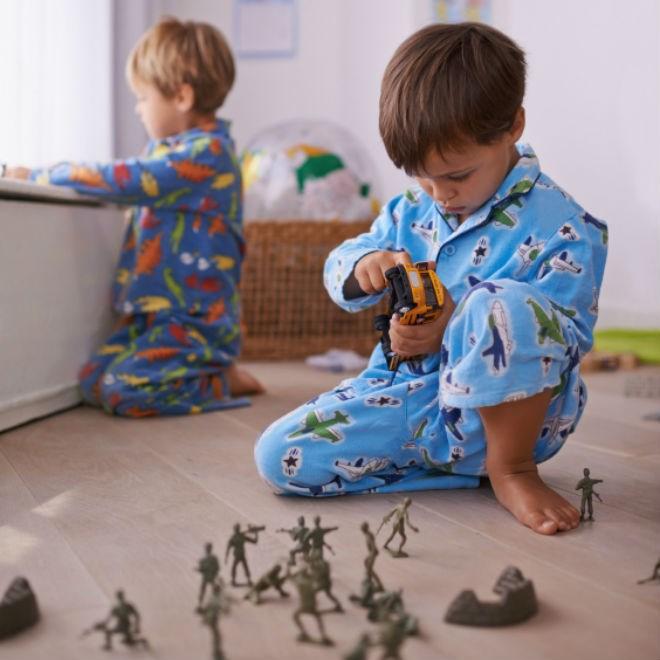 Дети не жадничают – они защищают свое имущество!