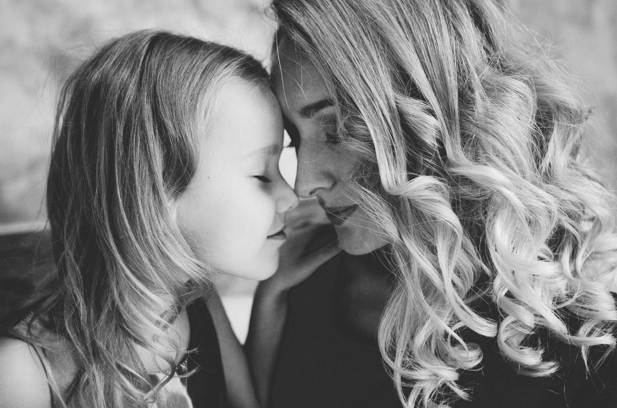 Быть мамой девочки