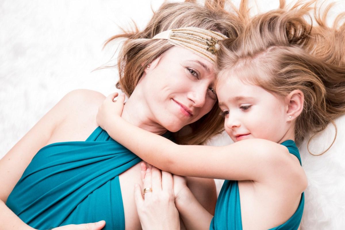 Улыбнись любимому, картинка дочки матери