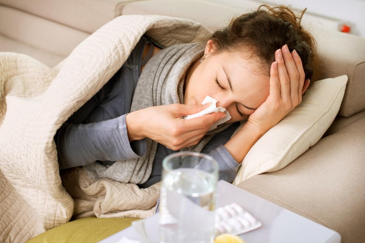Как отличать грипп от простуды?