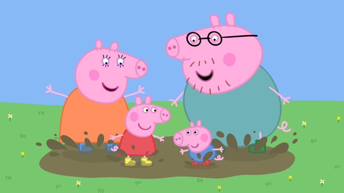 Обучающие мультфильмы на английском языке для детей