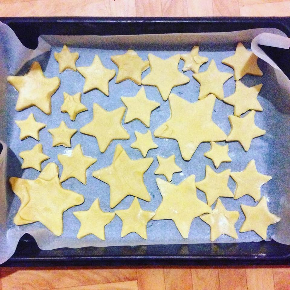 Рецепты мам. Просте і смачне пісочне печиво