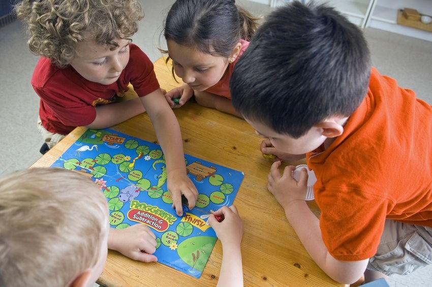 Обзор настольных игр для детей 3-6 лет