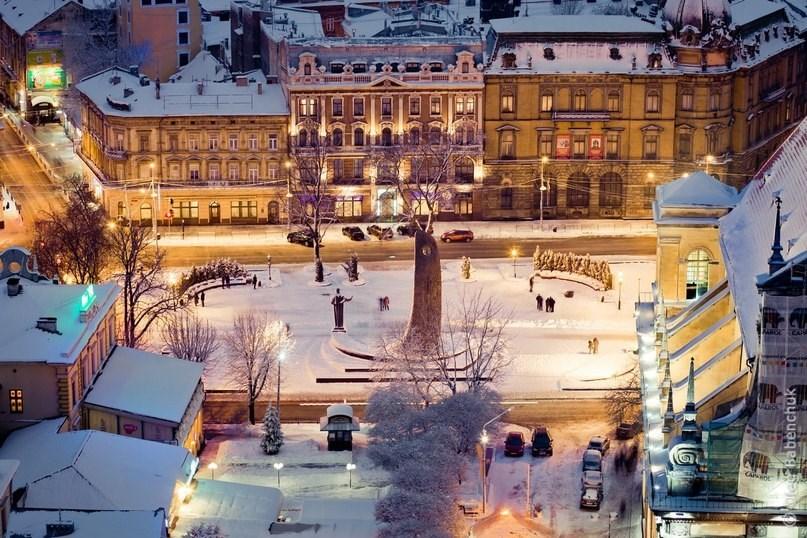 Тур выходного дня во Львов. Как сделать поездку с тремя детьми максимально комфотной