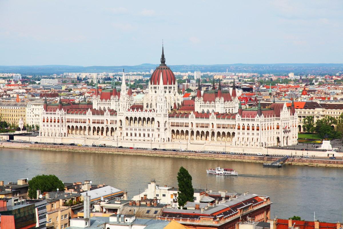 В Венгрию с ребенком: крутые детские площадки Будапешта