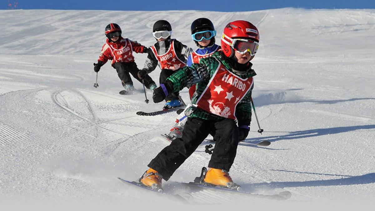Как кататься на лыжах с детьми. Мини-гид