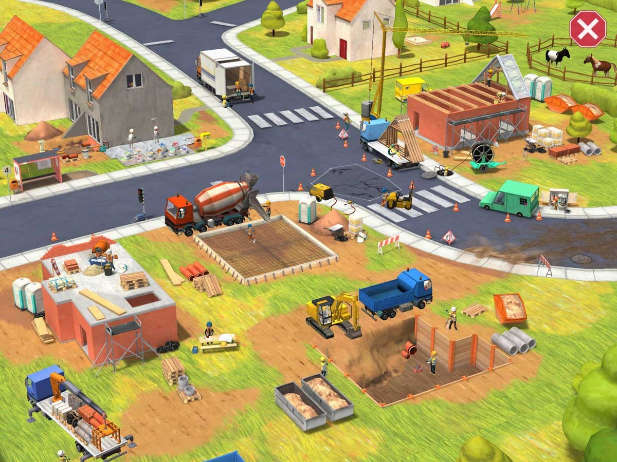 Розвиваючі мобільні ігри з машинками для дошкільнят