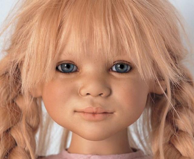 Куклы в жизни девочек