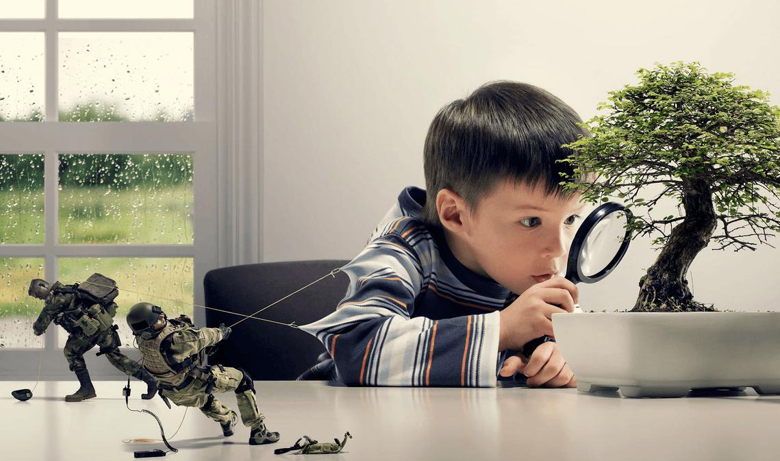 Интеллектуальное развитие дошкольника
