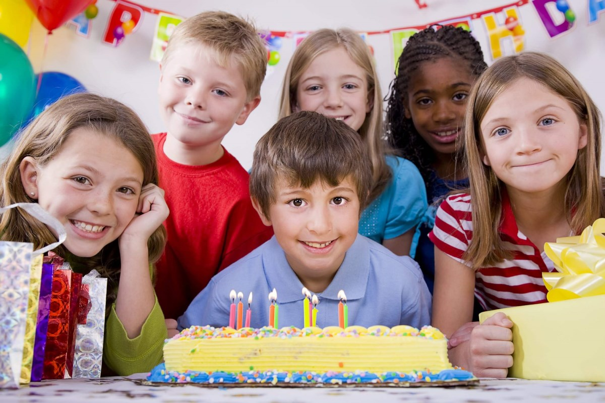 Где отпраздновать день рождения ребенка в Киеве