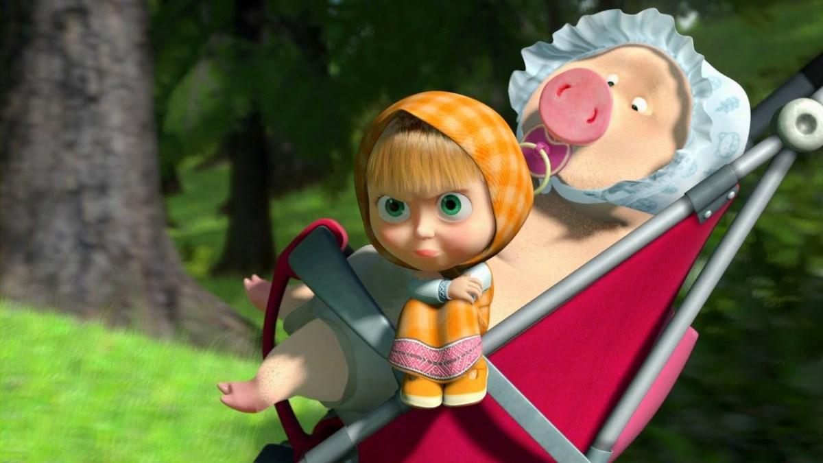 Обучающие мультфильмы на английском языке для детей. Часть 3