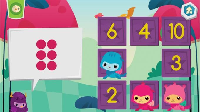 6 мобільних ігор з цифрами