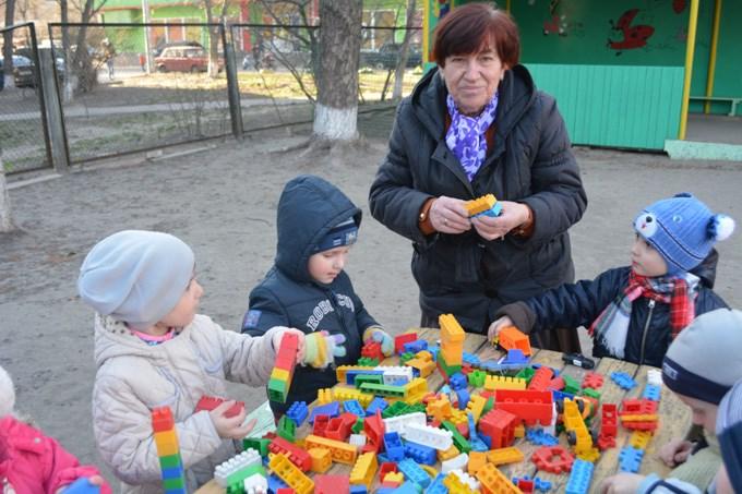 «Я не уявляю свого життя без дітей» Галина Самсонівна Глуцька,вихователька дитячого садочка з50-річною практикою