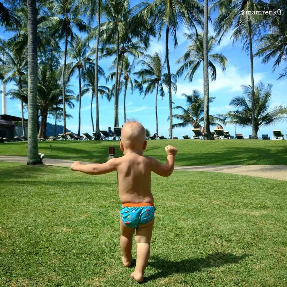 В Таиланд с маленькими детьми: перелет, питание, проживание и прелести жизни
