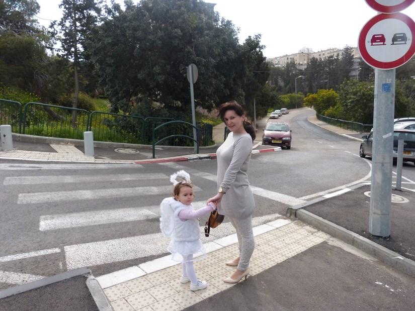 Зацелованные или израильским детям можно все