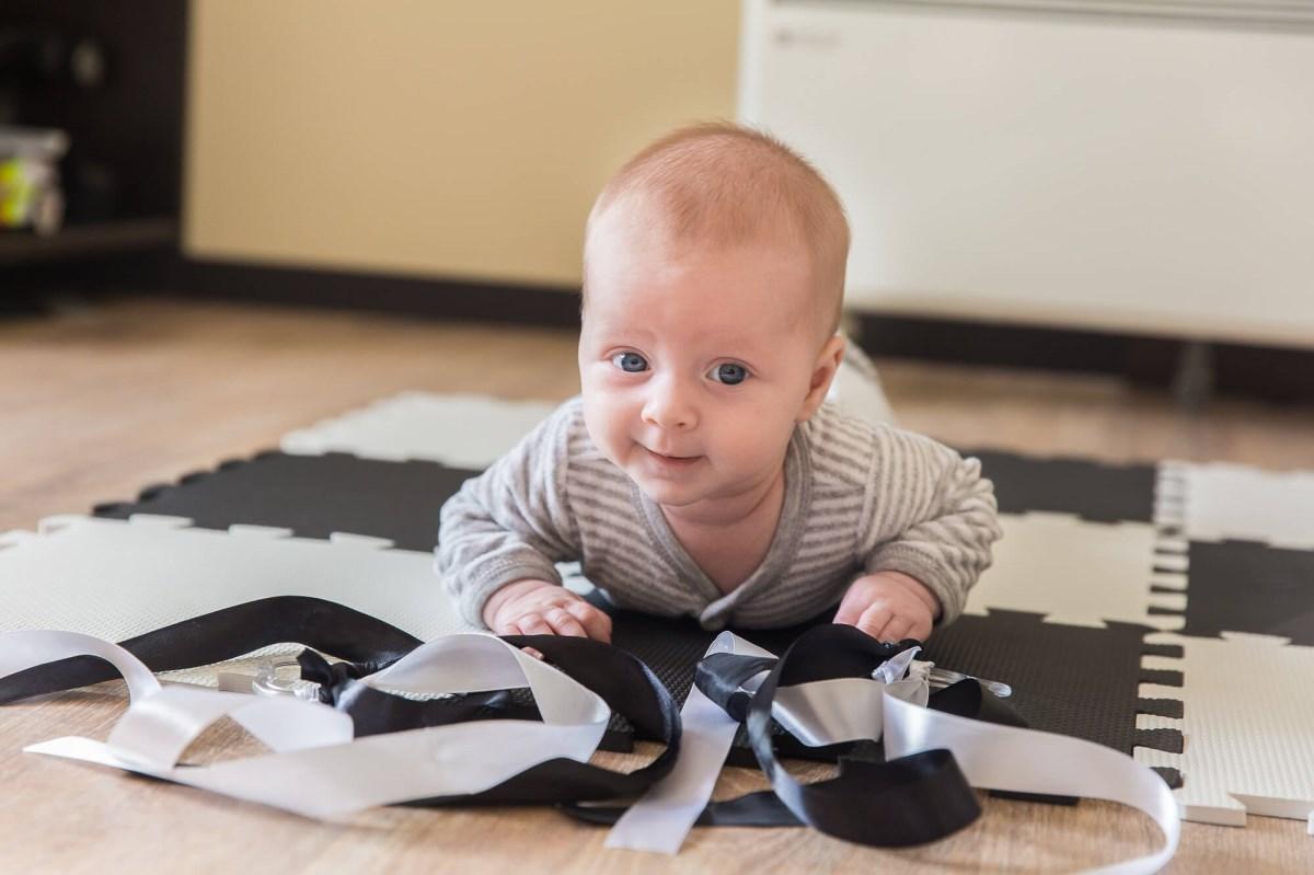 Раннее развитие 1-2 месяц. Дневник занятий