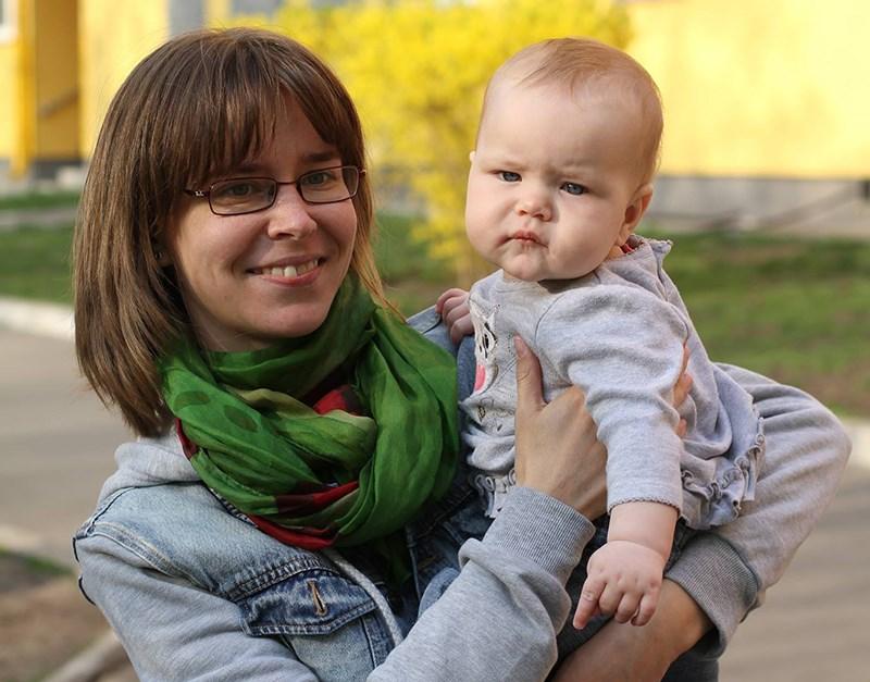 """Мамы-блогеры Украины. Ирина Порецкая: """"Я скорее журналист, чем блогер. Интервью — это мое любимое и главное"""""""