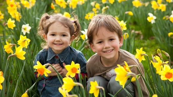 Выходные 22 и 23 апреля: куда пойти с детьми в Киеве
