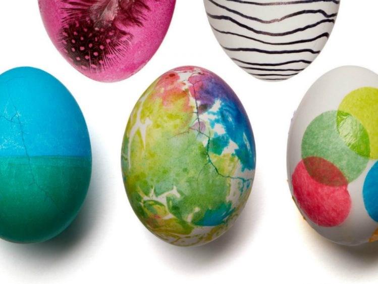 20 способов оригинально украсить пасхальные яйца