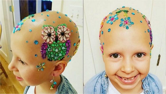 Семилетняя девочка с диагнозом