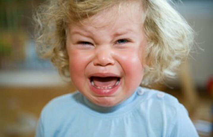 О детском плаче и стыде