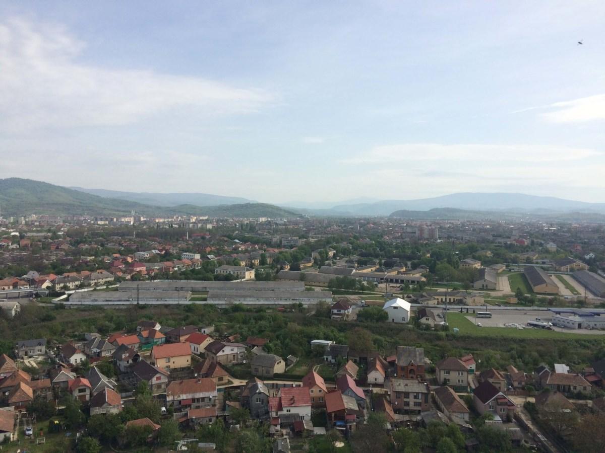 Путешествия по Закарпатью: с ребенком в Мукачево