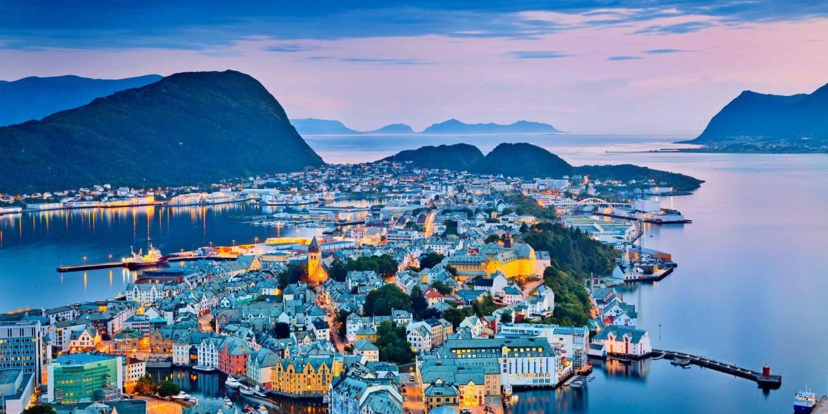 Путешествие в Норвегию: что посмотреть и куда пойти с ребенком в Осло