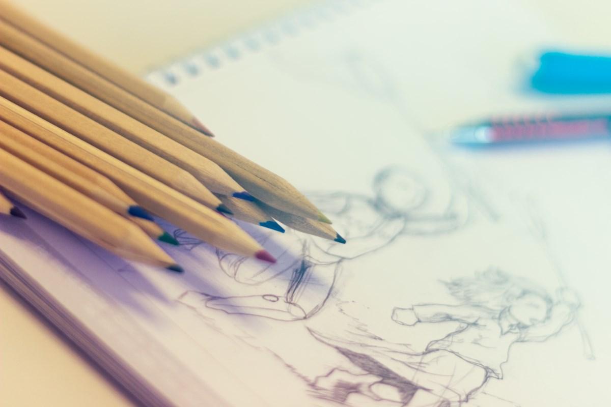 C чего начинать занятия с ребенком по рисованию