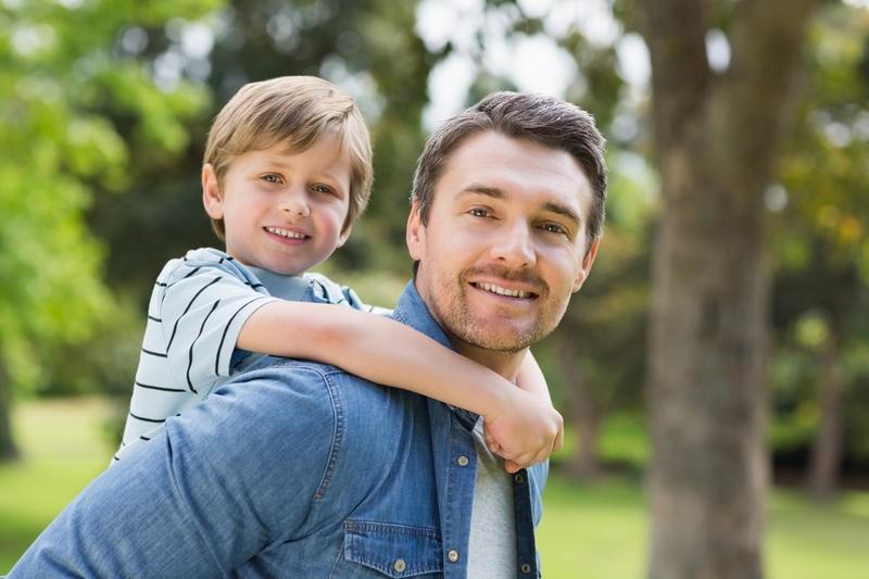 Когда папы нет. Что ребенок обязательно должен знать об отце