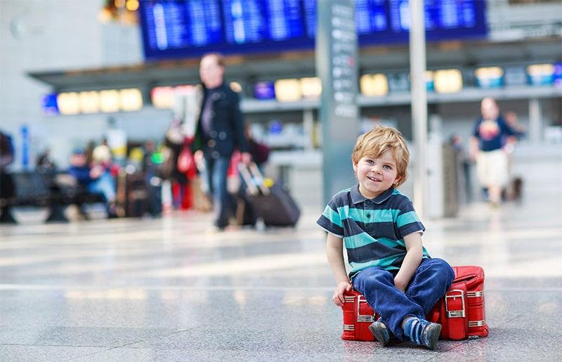 18 порад як подорожувати з дитиною