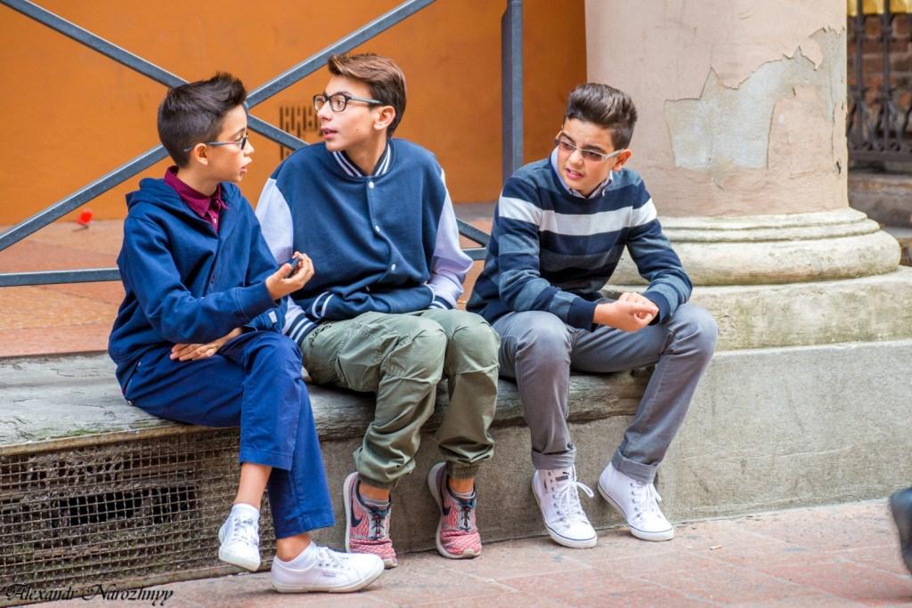 Почему в Италии подросткам дают возможность вырасти