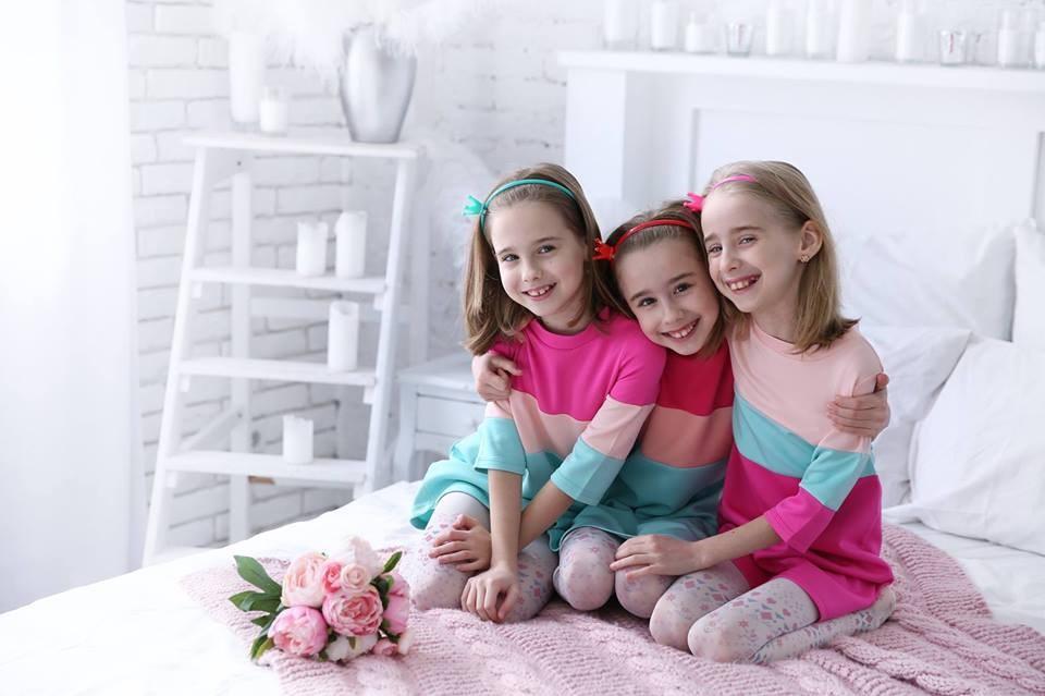 Школьная жизнь тройняшек