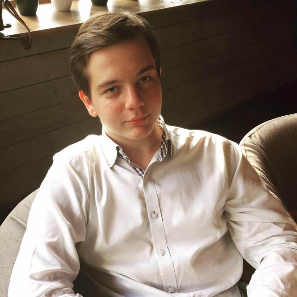 Георгий Солодко, столичный школьник, поступил сразу в 10 американских ВУЗов