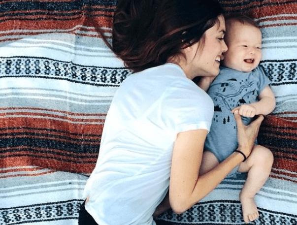 Как маме найти время для себя
