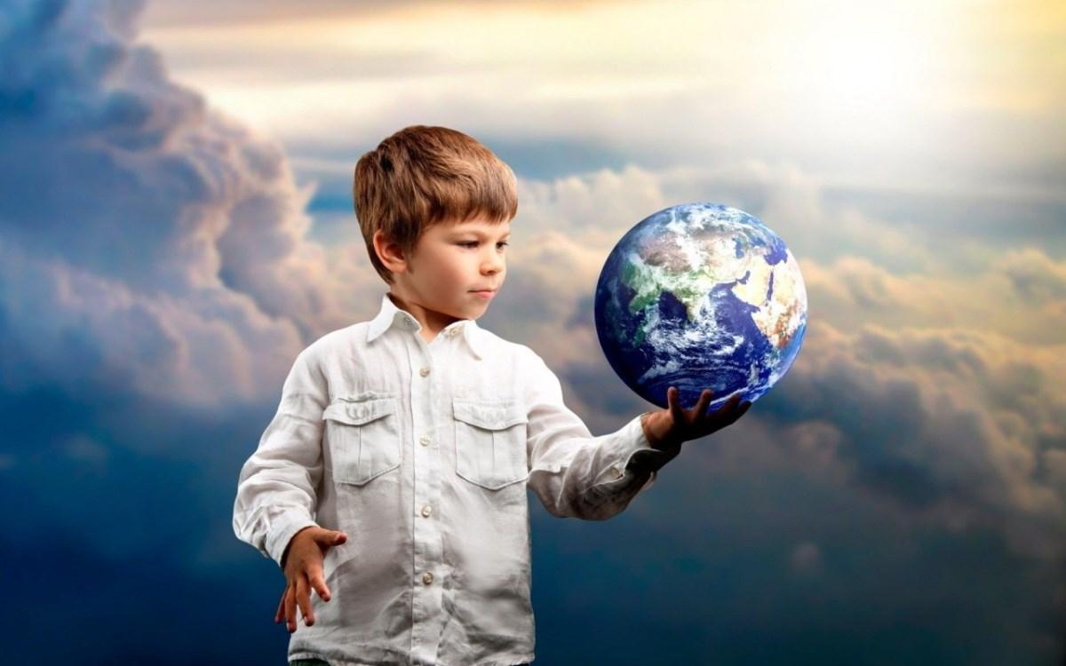 Кристальное будущее: новое поколение детей