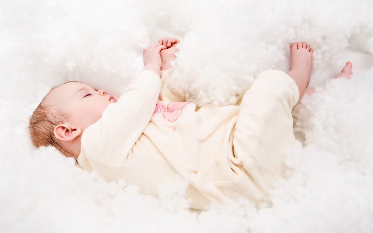 О сне ребенка: ожидание и реальность
